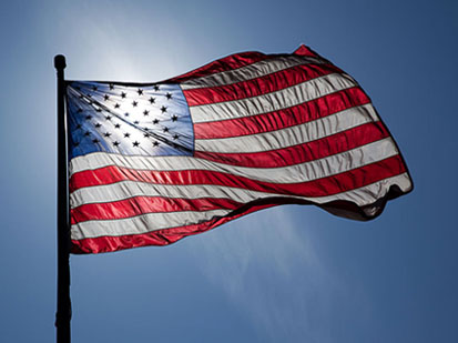 Flag_backlit