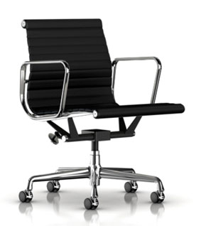 Medulla Oblongata Major Crimes knock off Eames Aluminum Group chairs