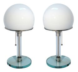 Wagenfeld_lamps