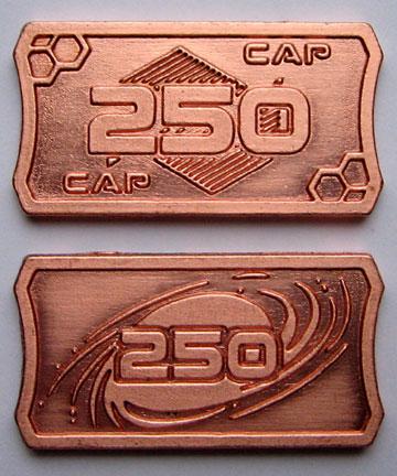 Cap_token_#250