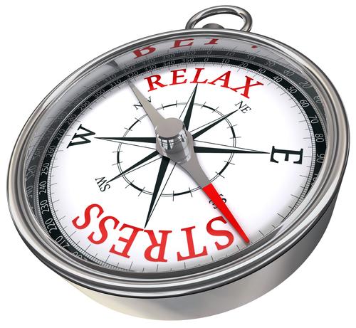 Stress-relax-compass