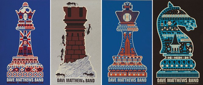 Dmb-posters