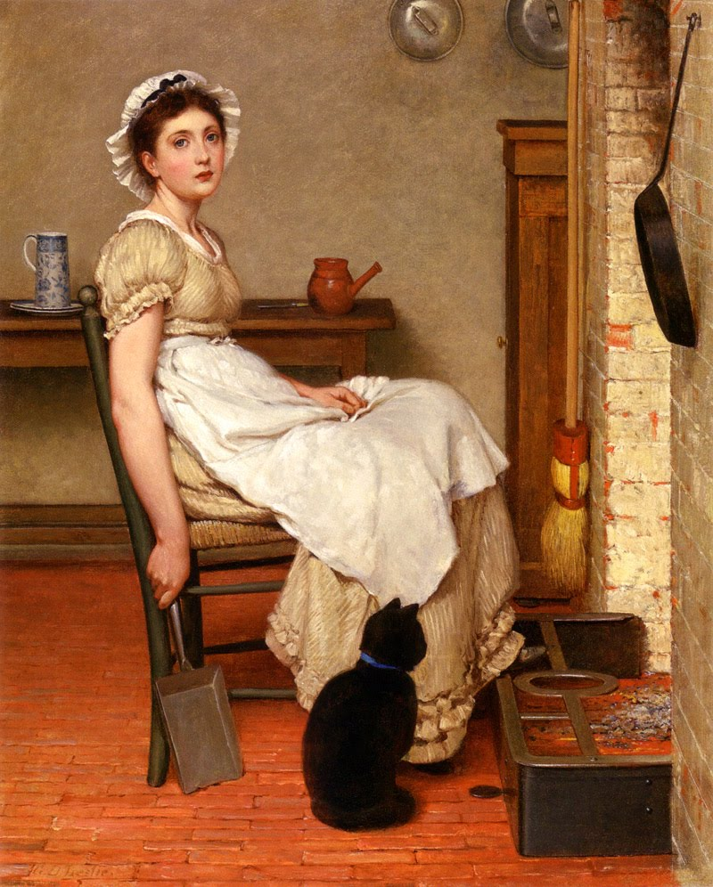 George dunlop leslie her first place