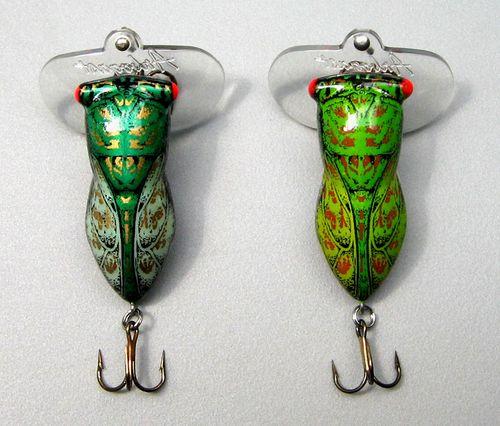 Arbogast: Spring Leaf & Summer Locust
