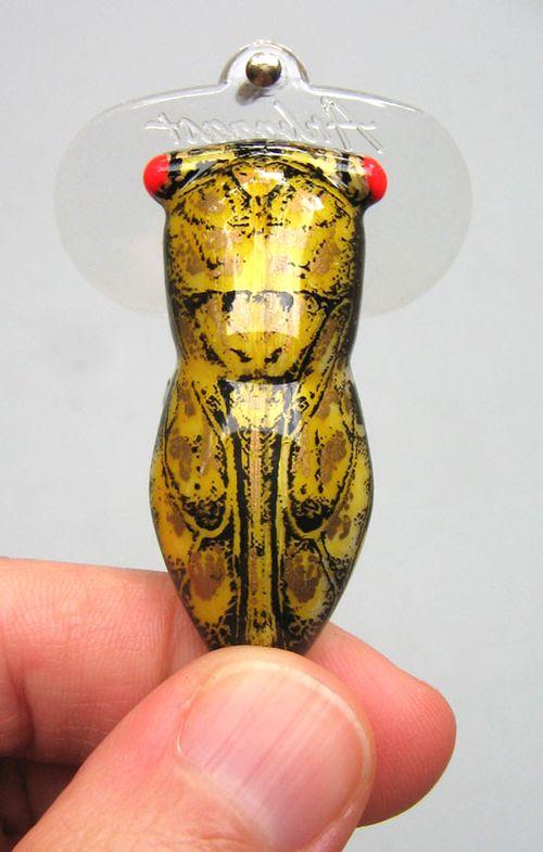 Arbogast Hocus Locust: in hand