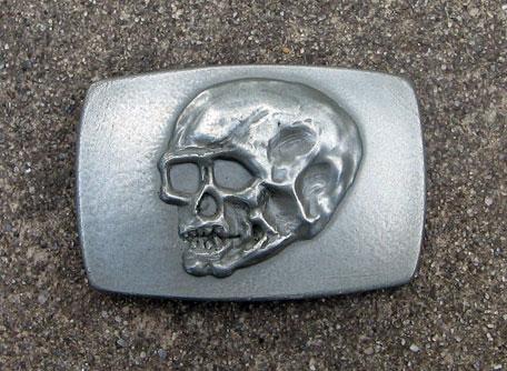 Croft skull