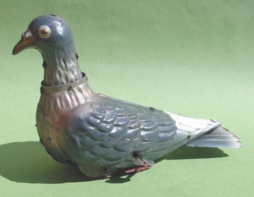 tin pigeon