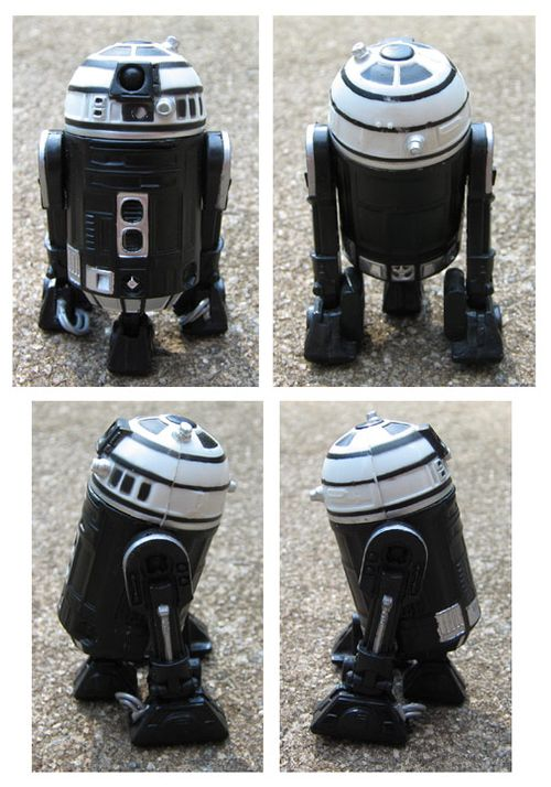 R2-X2: black version