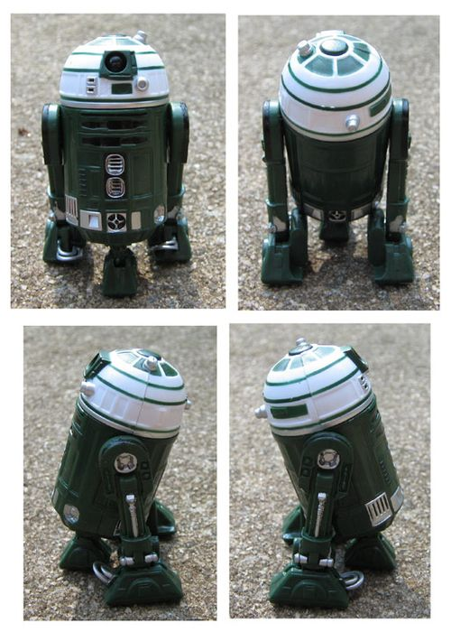 R2-X2: green version